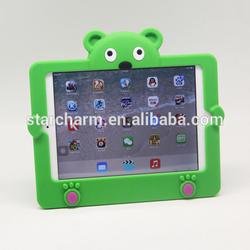 Colorful Cute Silicone Mobile Phone Case for Ipad 2 MINI
