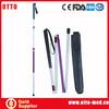 medical crutch Lightweight blind cane stick