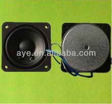 80mm 10w 4ohm professional sound &speaker