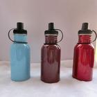 custom print drink bottle stainless steel 500ml with new cap/ custom printed water bottle