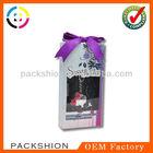 Colorful 300 gsm Paper Box Packaging in Dongguan
