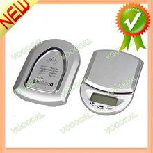 100g x 0.01g Mini Digital Pocket Scale Jewelry Weight Scale Gold Gram Balance