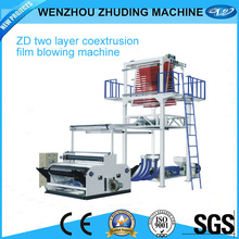 ZHUDING double layer co extrusion rotary head film blowing