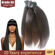 Hot fashion hair extension yaki permed hair