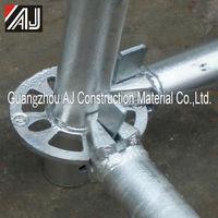 Multidirectional steel ring lock system for various shape