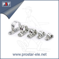 Steel Saddle Spacer For BS4568 Pipe Fitting
