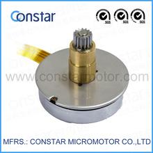 Bonne qualité de haute précision 43mm aimant. 12v micromotor dc brushless micro