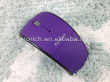 Hot Selling 2.4G USB Folding Cordless Mouse Wireless Mouse