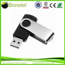 Twister metal USB flash drive