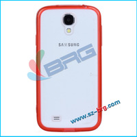 BRG-High Quality Crystal Hard Back PC Case Cover For Samsung i9500 Galaxy S4