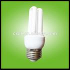 U Shape CFL 2U Energy Saving Bulb
