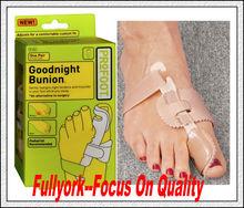 Profoot Goodnight Good Night Bunion As Seen On TV Adjustable Splint Regulator Toe