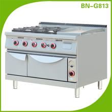 Restaruant comercial de cocina / cocina Catering equipo BN-G813