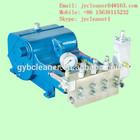 high pressure plunger water pump triplex plunger pump
