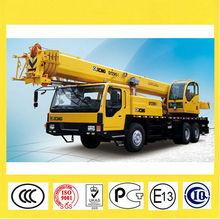 XCMG truck crane load 25 ton