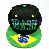 2014 Brazil World Cup Snapback Cap Wholesale