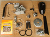 Durable 2 stroke 80cc engine kit for motorcycle dirt bike ATV go kart with competitive price