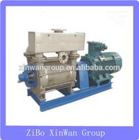 Mine gas recovery compressor air compressor and vacuum pump 2 cylinder air compressor pump