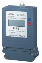 Digital power meter of multi-trariff energy meter type