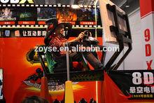 Amusement park simulator arcade game machines manufacturer