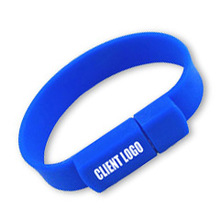 Custom wristband usb flash drive wristband 32gb 64gb, cheap silicone usb medical bracelets bulk