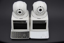 Best sell alarm system PTZ control Video call Video recorder alarm system wireless kit