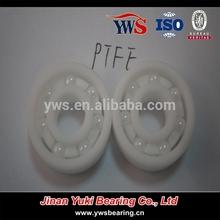 PTFE 685 695 605 625 635 plastic ring with ceramic balls bearings