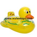Pato de natação anel inflável, swan, peixe, pato baby barco flutuar