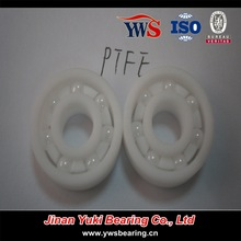 PTFE 6800 6900 6000 6200 6300 plastic ring with ceramic balls bearings