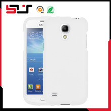Rubberized compact shockproof defender plastic hard cover case for sumsung s4 mini i9190
