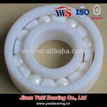 PTFE6817 6917 plastic ring with ceramic balls bearings