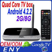 2G DDR3 RK3188 Quad Core android mini pc rk 3188 quad core tv dongle