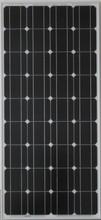 PV Poly Mono Black Solar Panels For Power System 100W 80W 50W
