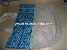 Promotion mesh shopping bag, jute bag,jute bag wholesale