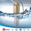 280 V motor brushless dc bomba solar de água controlador