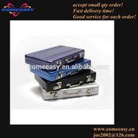 printing custom logo mini briefcase design aluminum credit card holder case