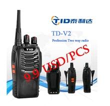 TD-V2 Factory direct sale portable vhf internet radio receiver