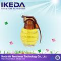 a venda quente de vidro frasco de perfume de decoração com gv