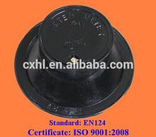 SMC composite water meter manhole cover 500MM