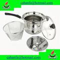 venda quente da alta qualidade multifuncional açoinoxidável cozinhar macarrão panela