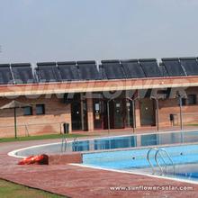 India Closed loop Hot Water Solar Panels Cost