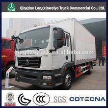 SINOTRUK SITRAK C5H Cargo Truck Delivery Van