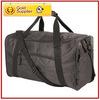 Fashion style golf bag travel cover high quality fashion large duffle bag mens travel cosmetic bag