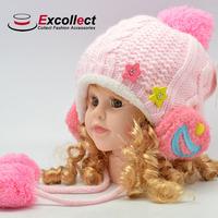 Minion Kids Crochet Knit Hat Pattern
