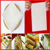 Halal Frozen food! spring roll pastry sheet