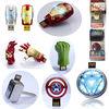 free sample metal Iron man series 1tb usb flash drive/usb 500gb flash drive/wrench usb drives