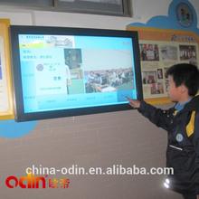 "70"" wall mount Wifi infrared electronic whiteboard 1080p"