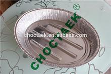 Hot sale Disposable aluminum foil food roasting turkey pan