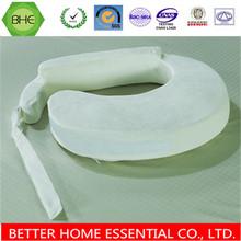 Hot Sale Cotton Fabric PU Foam Baby Nursing Pillow