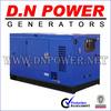 Large supermarket silent type generator set 350kva D.N POWER